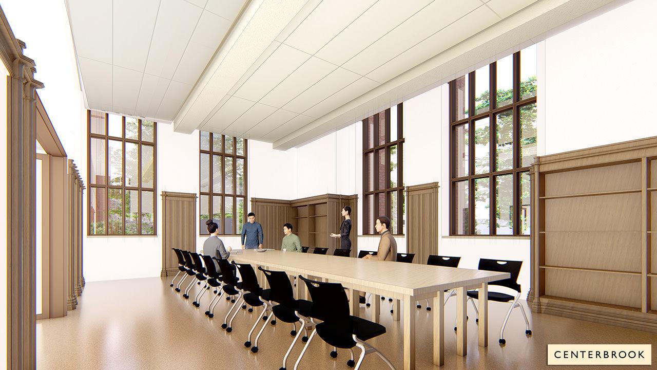 First-Floor Classroom