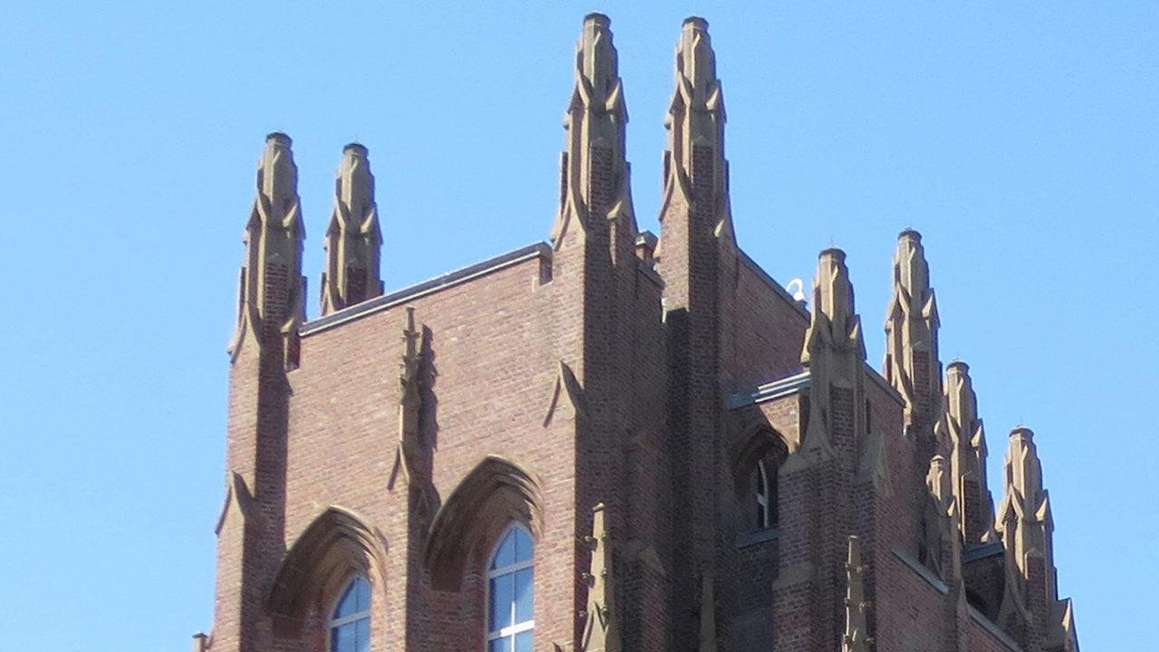 Peabody Museum Tower